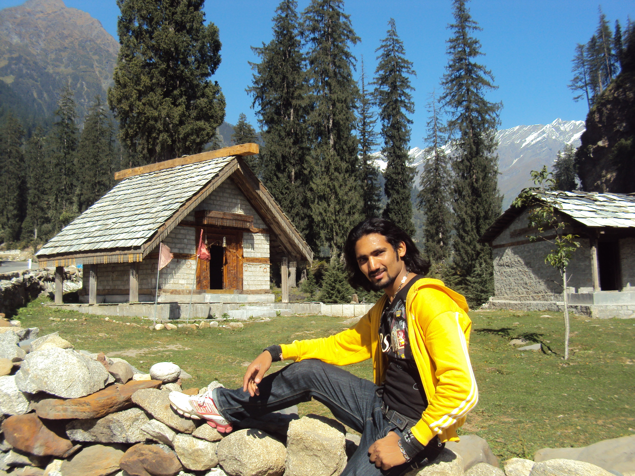 Beautiful Hotels At Manali and Kullu Velly Himachal Visiting Inder ,Prem And Om Chand
