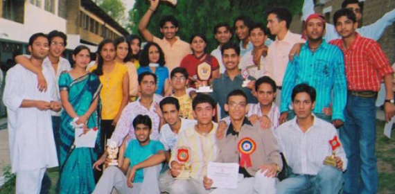 Hamirpur Polytechnic College students  Batch 2003 IT Computer CIVIL Mechanical India