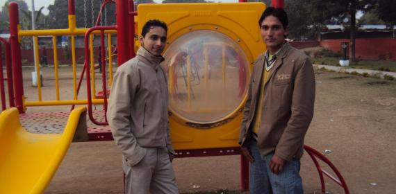Kuldeep kumar and jai prakash chandigarh 22c